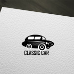 Automotive Car Logo Design for Sale