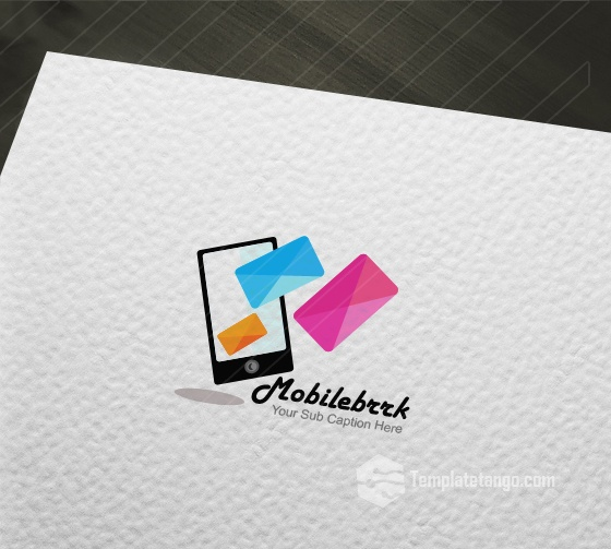 Mobile Technology Logo for Sale