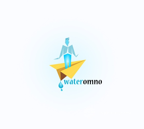 Save Water Logo for Sale