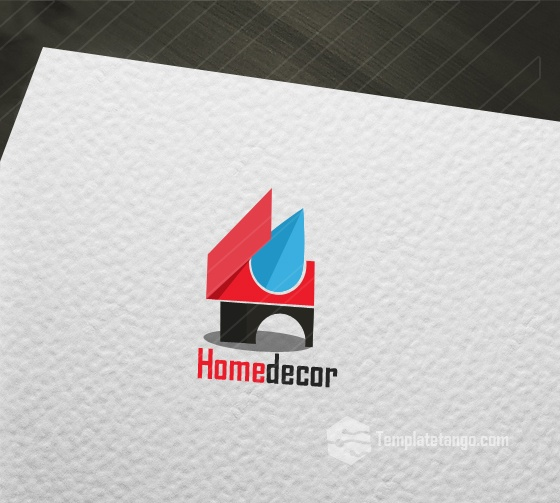 Home Decor Logo Design for Sale