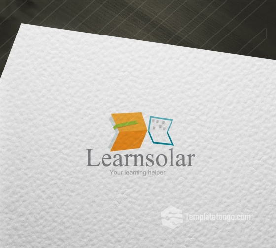 Learning, Book Logo