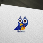 Owl Logo Design for Sale