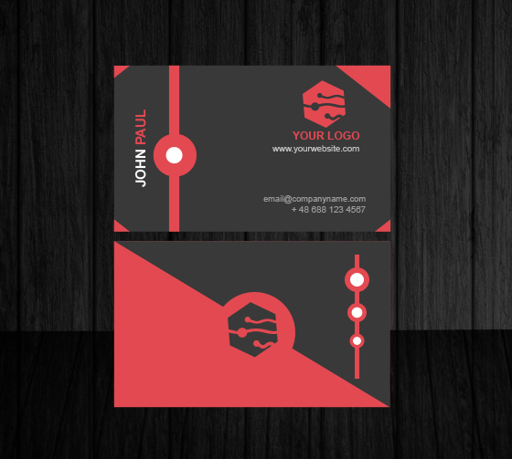 Creative Business Card for Sale