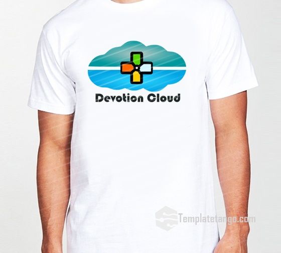 Church Devotion Cloud Logo