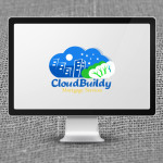 Building Cloud Blue Logo