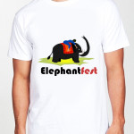Elephant Tour Travel Logo