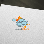 Lion Cloud Logo