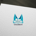 Cloud Devil Logo