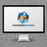 Packers & Movers Logo Design