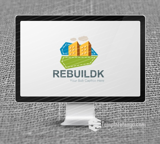 Buy Construction Company Logo