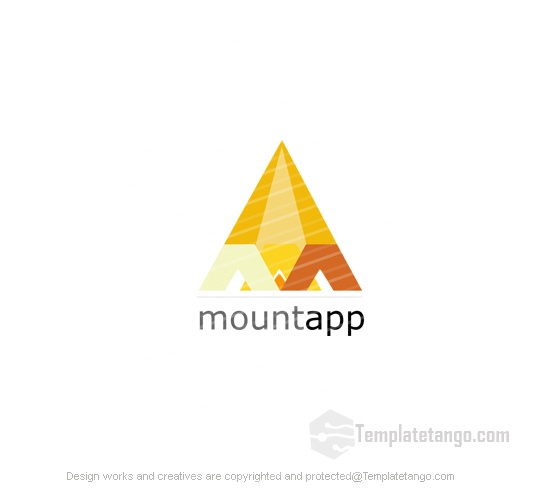 Mobile Apps Logo Template
