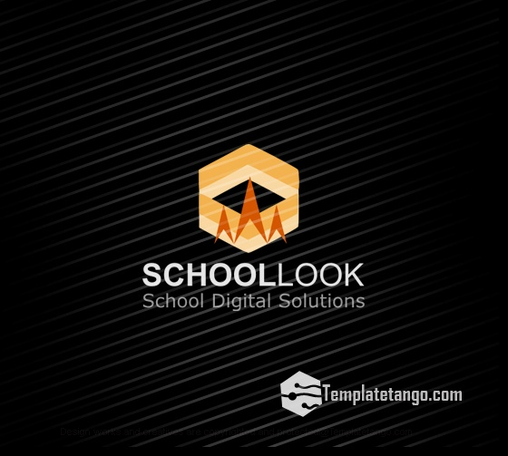 Study School Logo Template