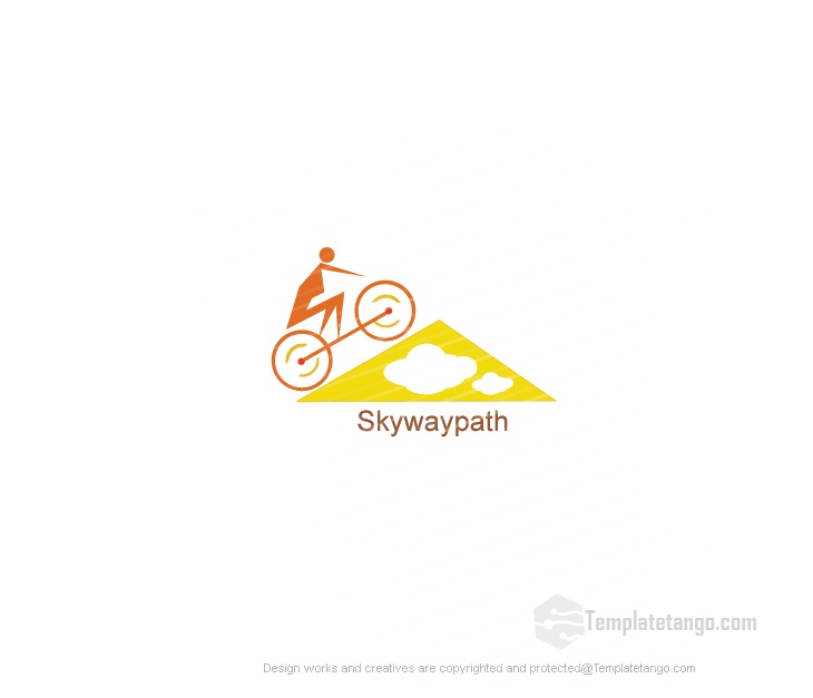Bicycle Brand Stock Logo