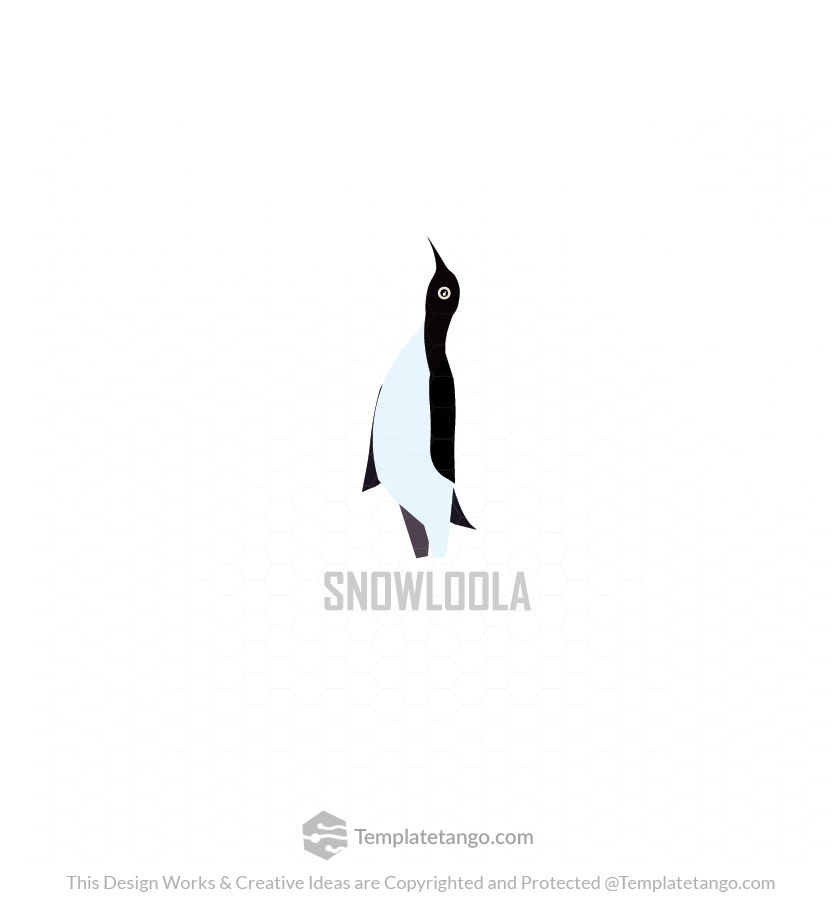 Penguin Stock Logo Design
