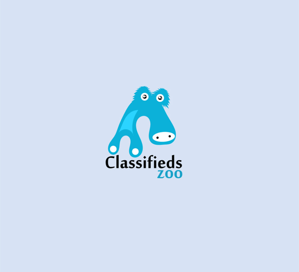 Classifieds Business Stock Logo