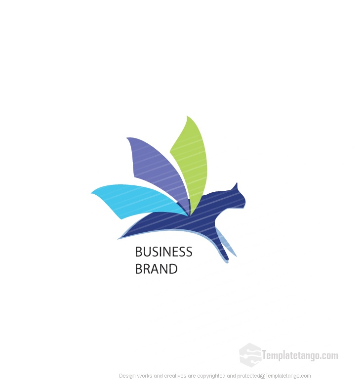 Travel Agency Business Stock Logo