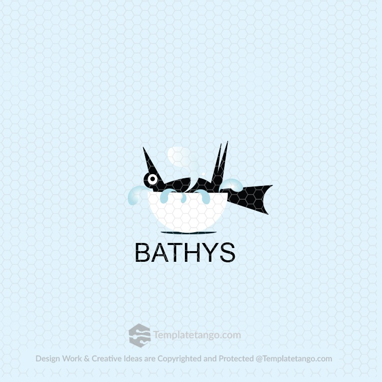 Bathtub Bird Logo