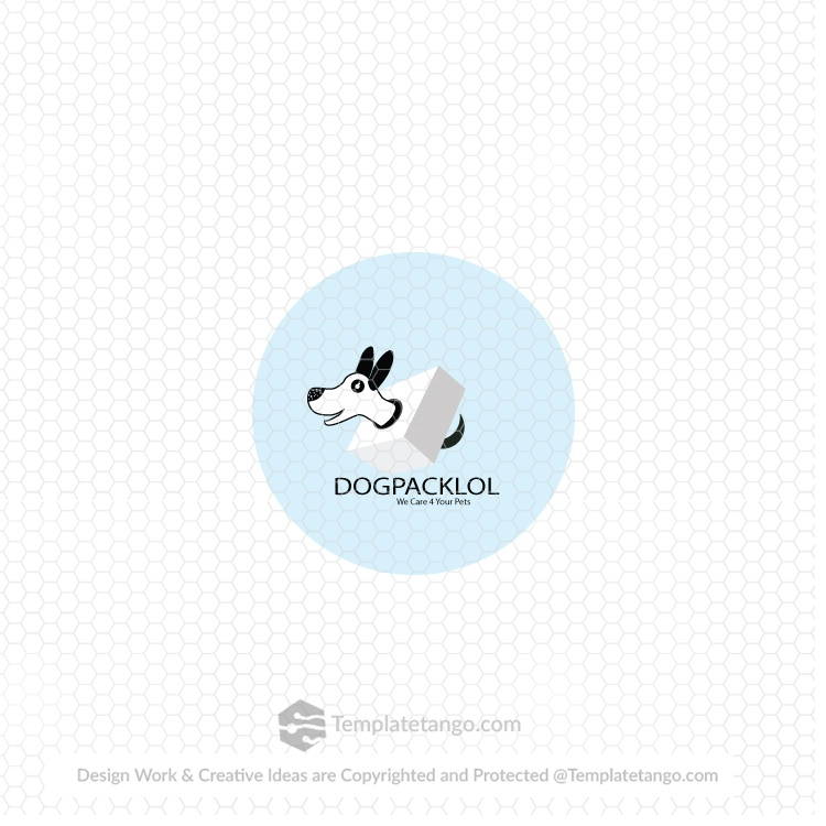 Animal Dog Pet Logo