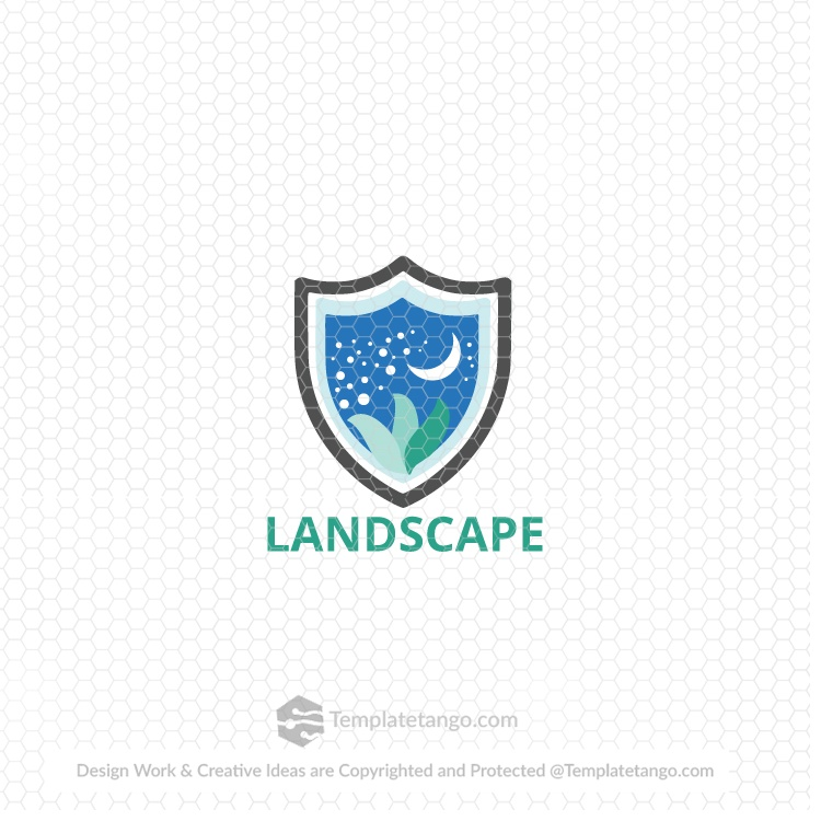 Landscape Security Logo