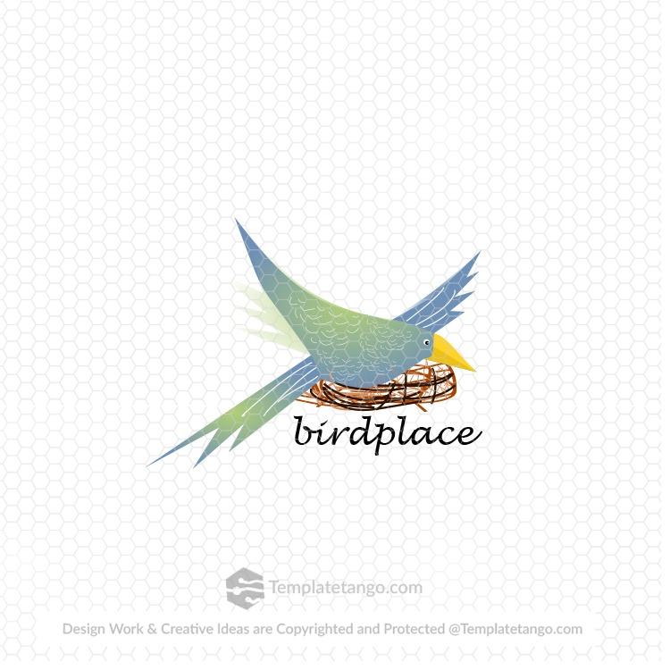 Buy Vector Bird Logo
