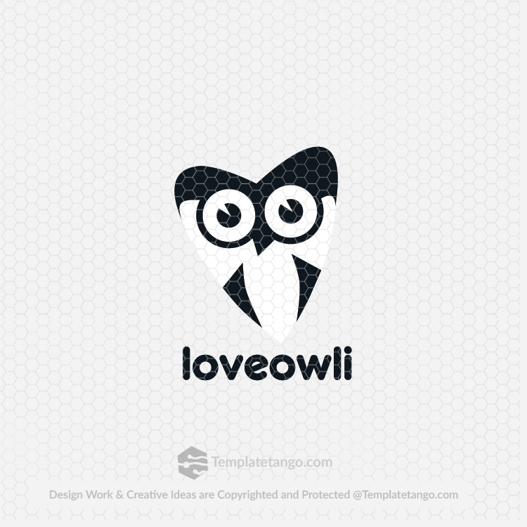 owl logo ai eps source file