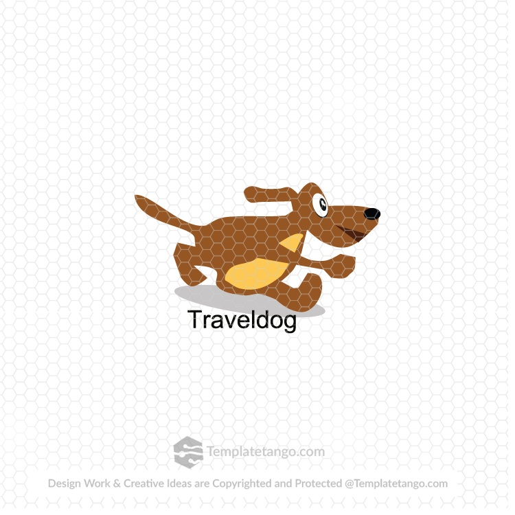 Travel Dog Logo