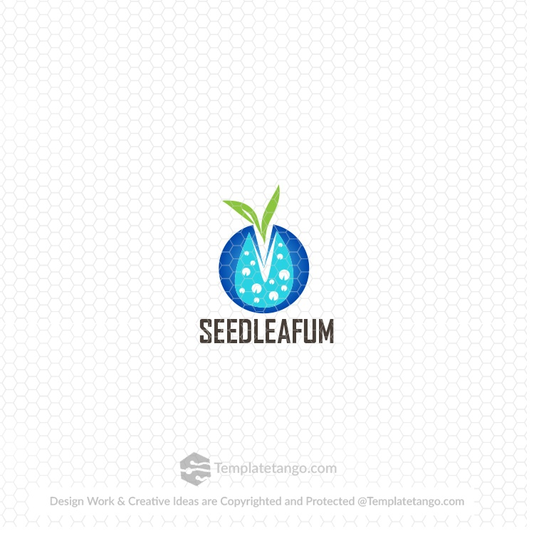 Seed Logo Design for Sale