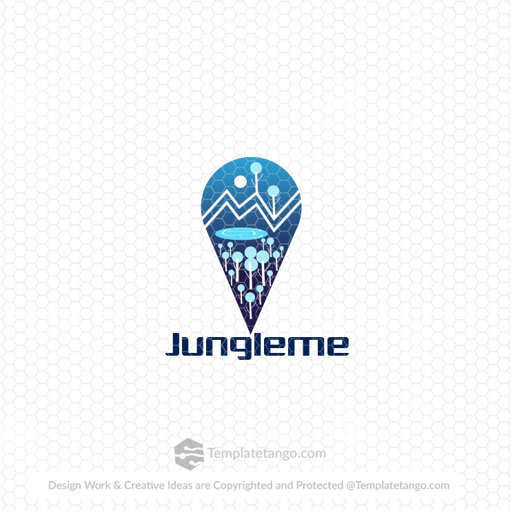 Jungle Location Finder Logo