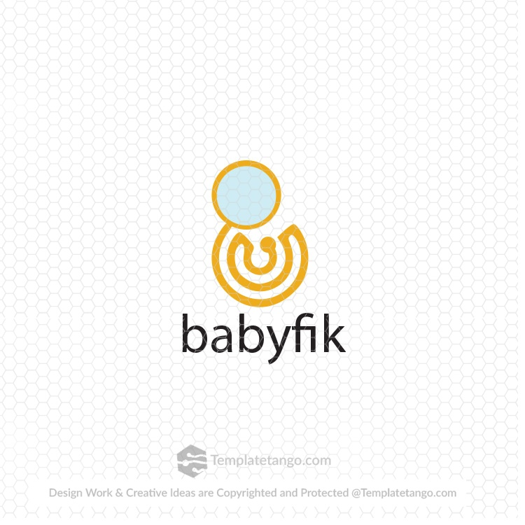 Baby Shop Care Logo