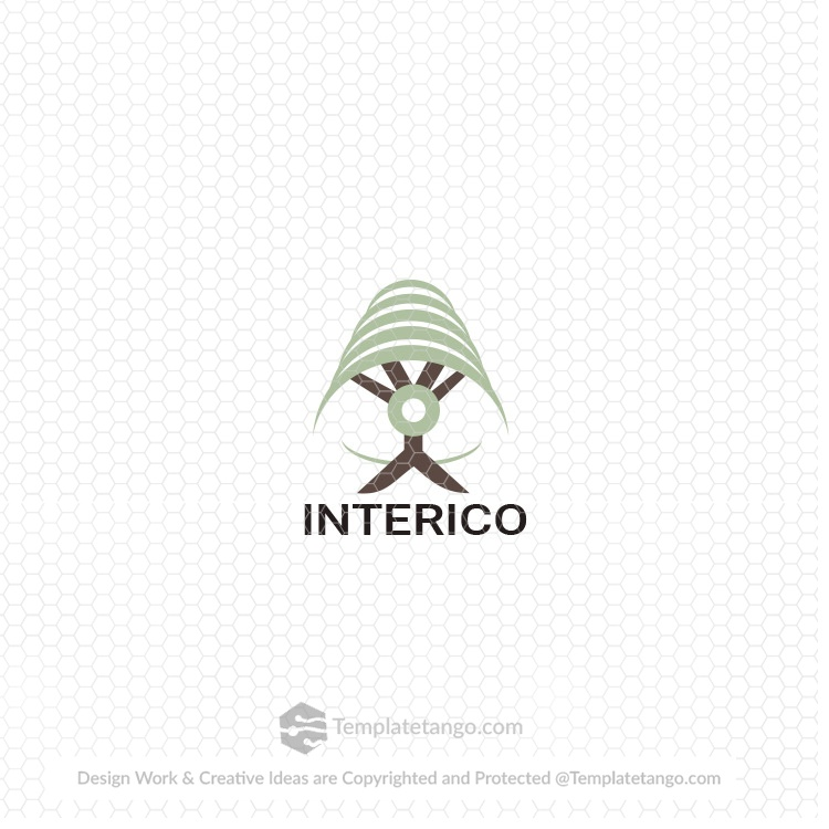 Interior Firm Decoration Logo