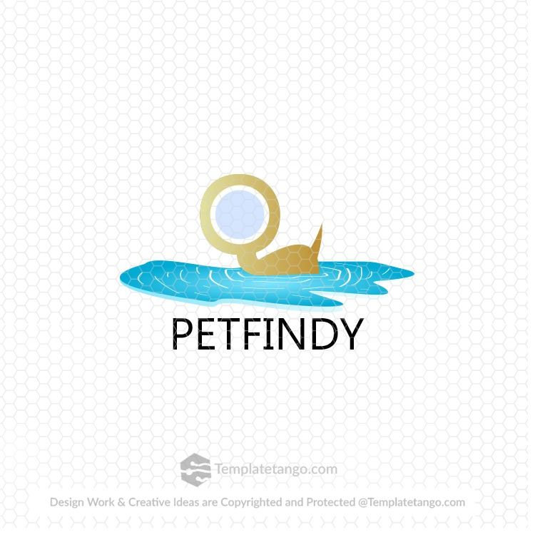 Pet Finder Logo