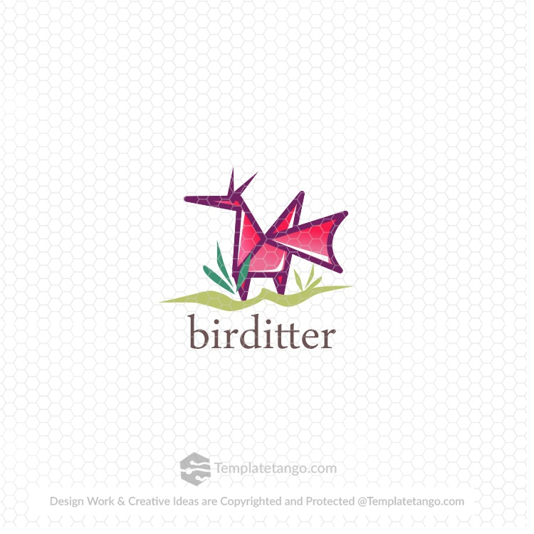 abstract-animal-pet-logo-design