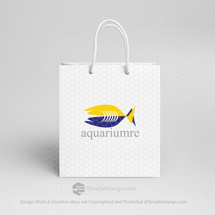 aquarium-logo-design-paper-bag