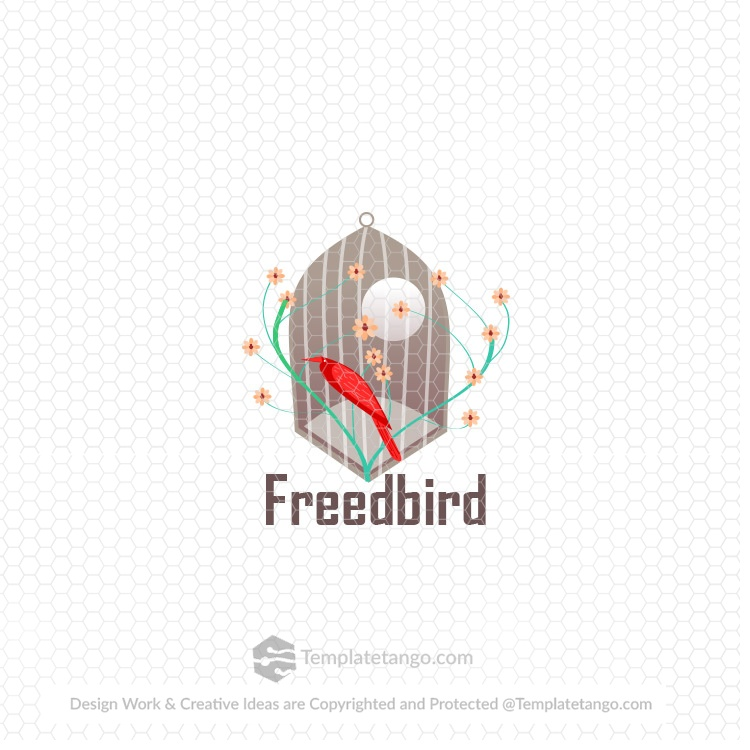 bird-cage-logo-design