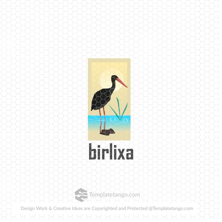 bird-lake-logo-design