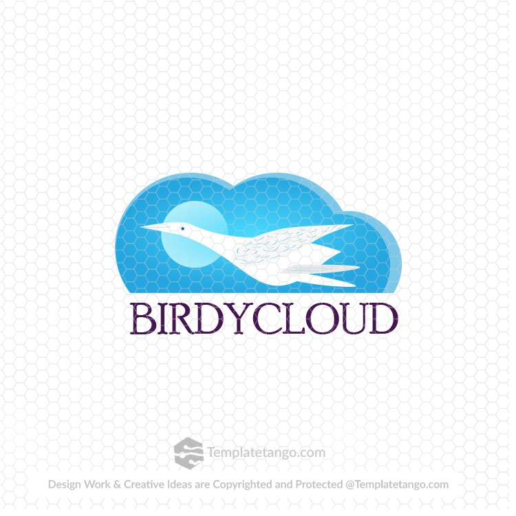 cloud-hosting-ready-made-logo