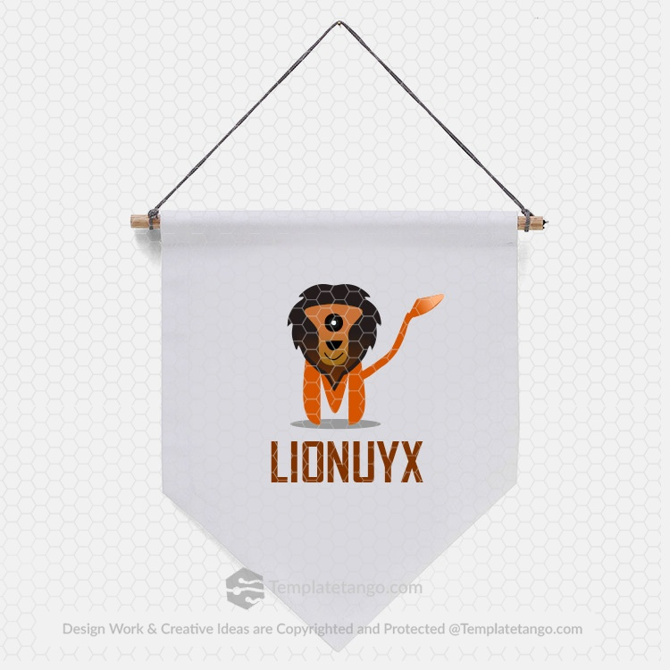 lion-logo-wall-hanging