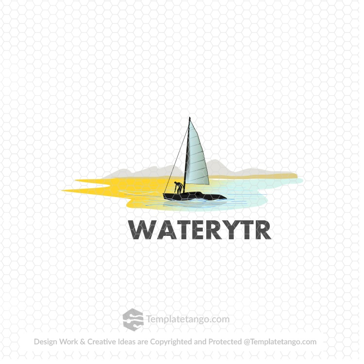travel-landscape-sea-logo-design