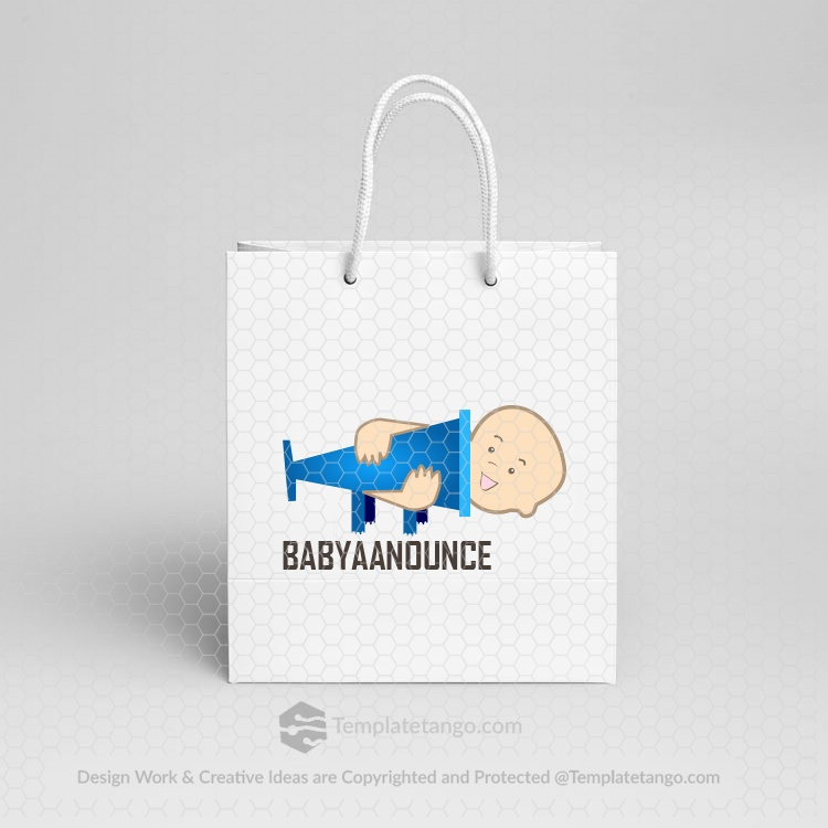 baby-bag-logo-design