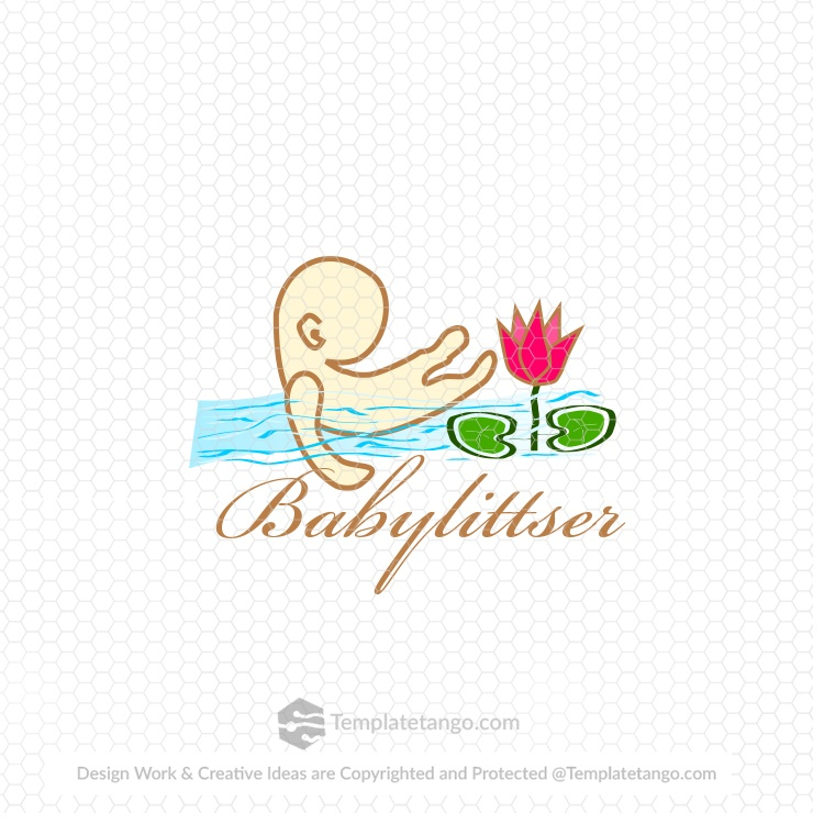 baby-care-hospital-logo-design
