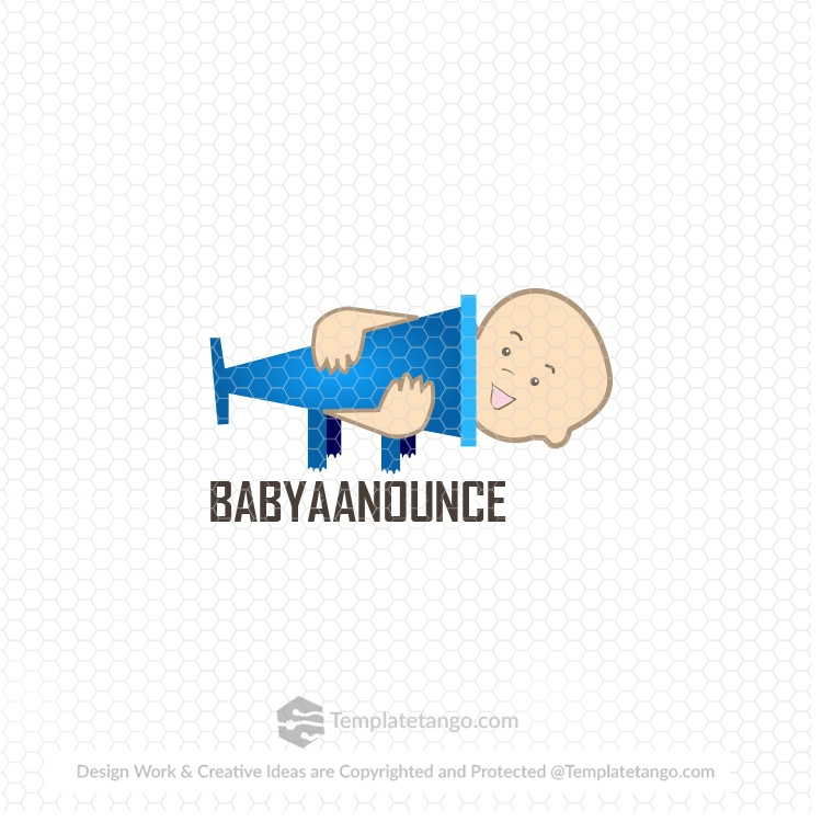 baby-kid-boy-logo-design