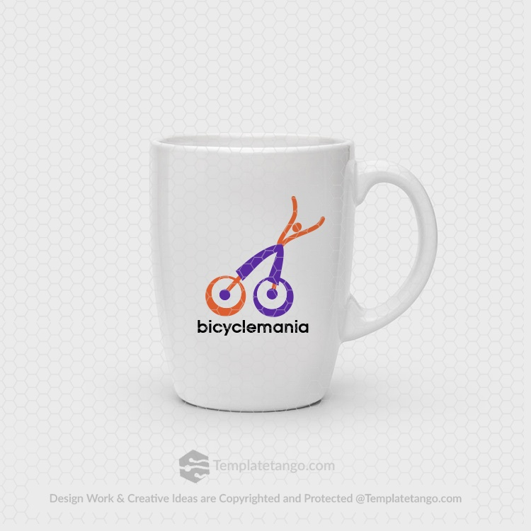 bicycle-man-logo-design
