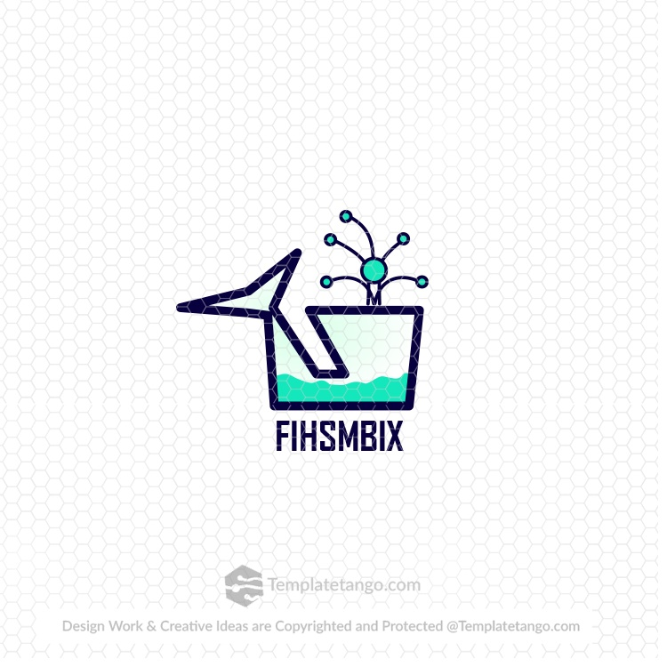 creative-fish-logo-design-sale