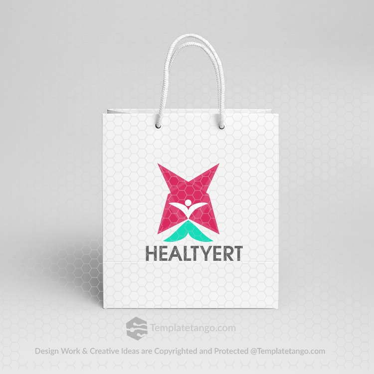 health-medical-insurance-business-logo