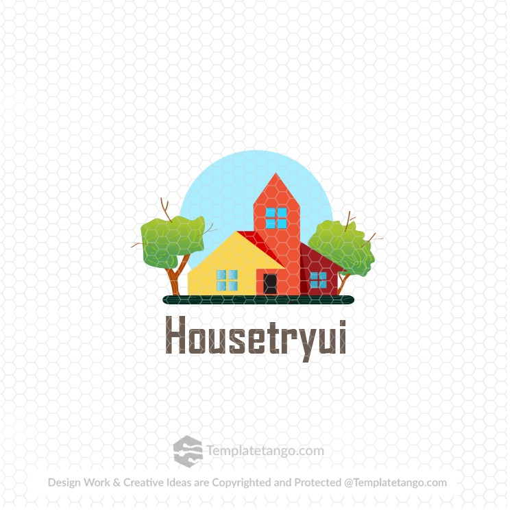 home-stay-logo-design