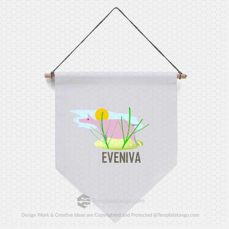 pet-farm-tree-water-leaf-sun-sky-logo-design