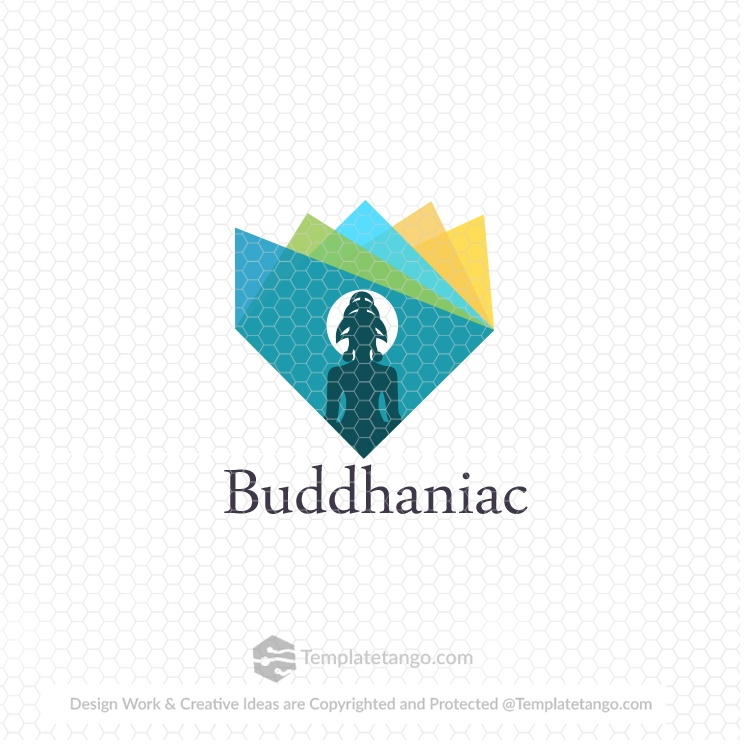 ready-made-premium-logo-Buddha