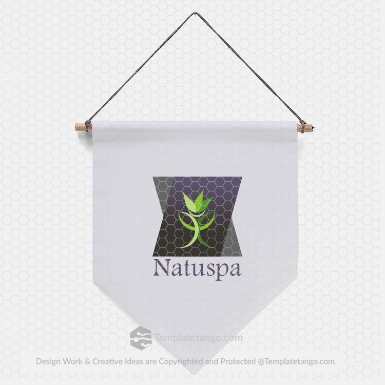 spa-nature-ayurveda-logo-design