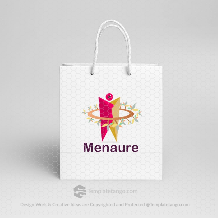 spa-nature-lady-logo-design