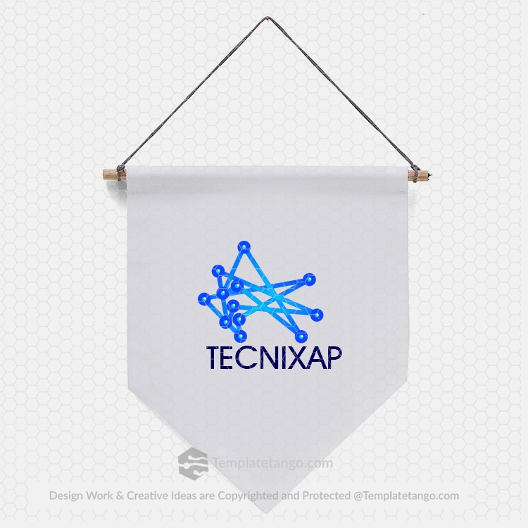 vector-technology-startup-logo-design